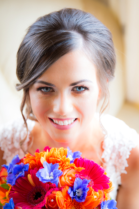 donegal wedding photographer beautiful gortahork bride portrait