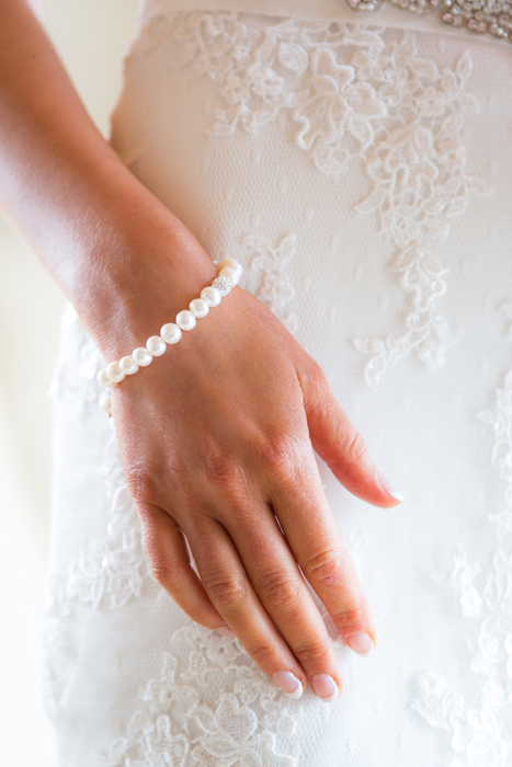 donegal wedding photographer brides bracelet detail photo