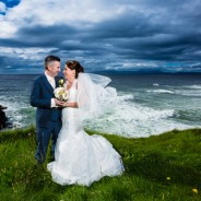Carol and Michaels Great Northern Hotel Wedding