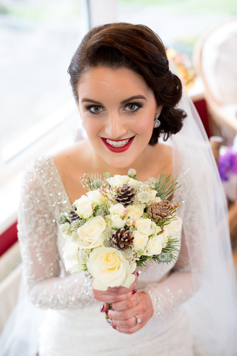 blue haven hotel wedding beautiful photo of stunning bride