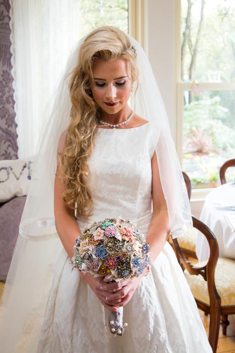 castlederg wedding photography beautiful bride portrait