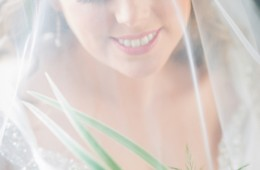 donegal wedding photographer bride portrait under her veil