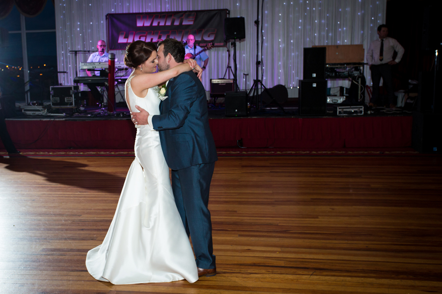 Fermanagh Wedding Photographers Bride And Groom First Dance
