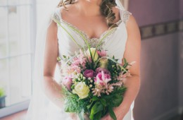 stunning donegal bride portrait blue haven hotel wedding