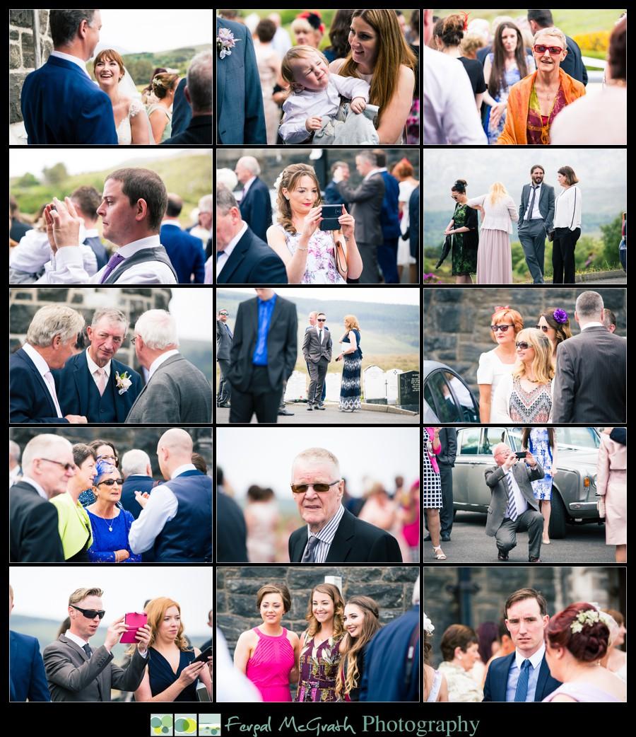Clanree wedding