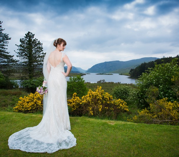 donegal bride wedding in gweedore