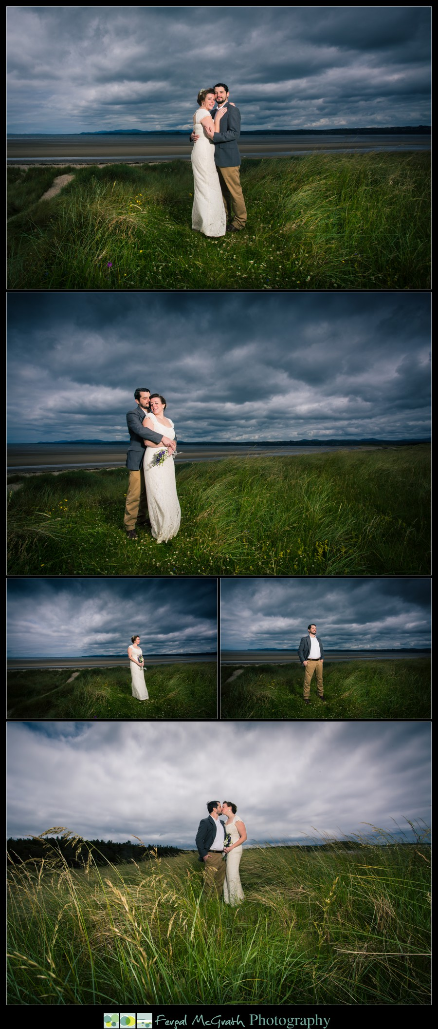 Donegal Wedding Photography murvagh beach wedding photos