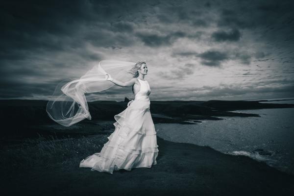 amazing sligo wedding photo by sligo wedding photographer
