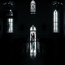 donegal wedding photographer wedding photos in killybegs church
