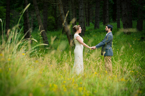 natural wedding photographer in donegal