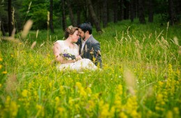 stunning wedding photos by donegal wedding photographer