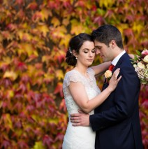 Donegal wedding photographer autumn wedding photos