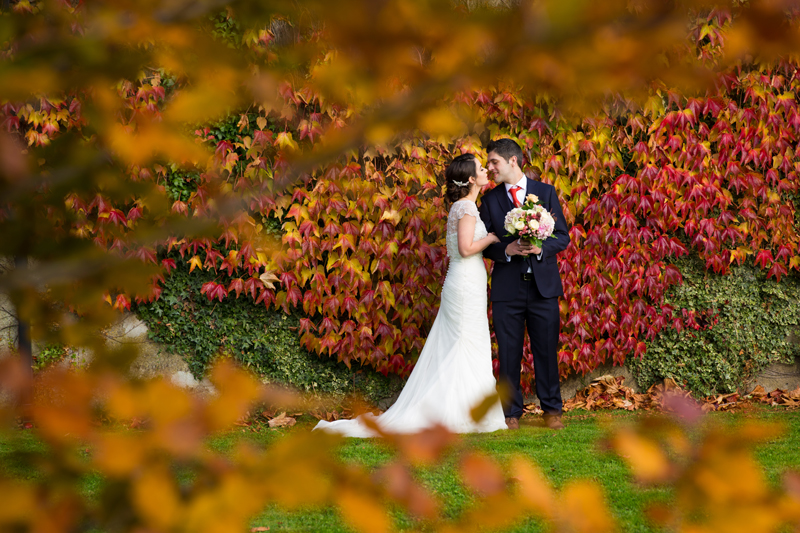 Sligo Wedding Photographer Beautiful Autumn Wedding Photos