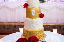 donegal wedding photographer amazing wedding cake photo