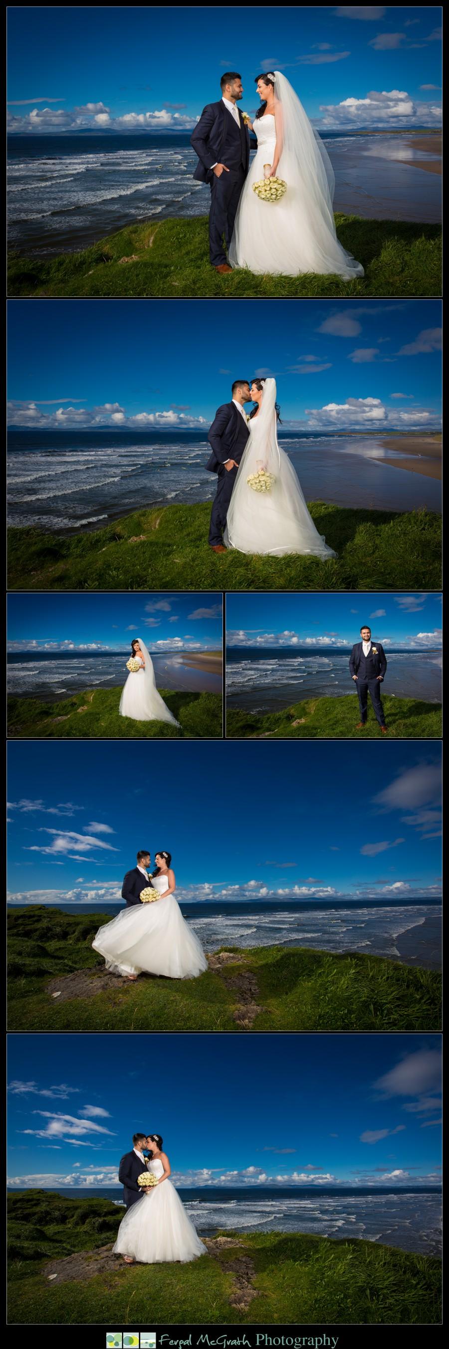 Great Northern Hotel Bundoran Wedding Niamh and Khalil