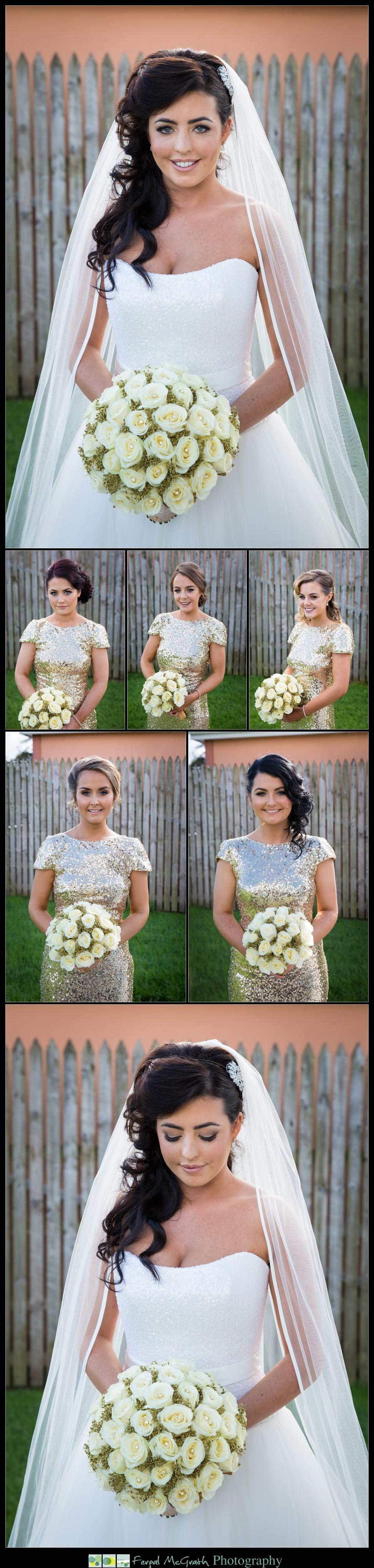 Great Northern Hotel Bundoran Wedding Niamh and Khalil stunning bride portraits