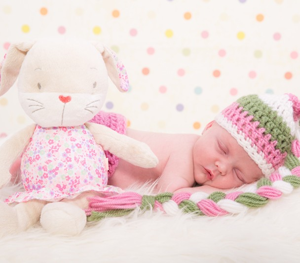 Newborn baby photographer donegal