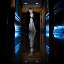 mount errigal hotel wedding photo