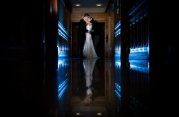 mount errigal hotel wedding photo