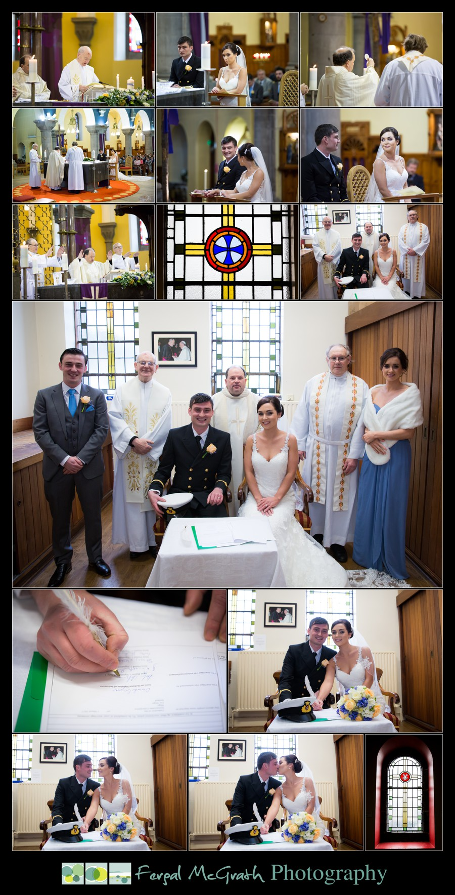 Castle Dargan Hotel Wedding Jamie and Andrew