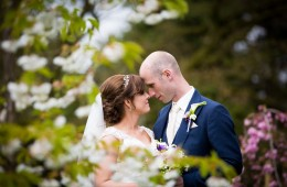 corick house hotel wedding photo