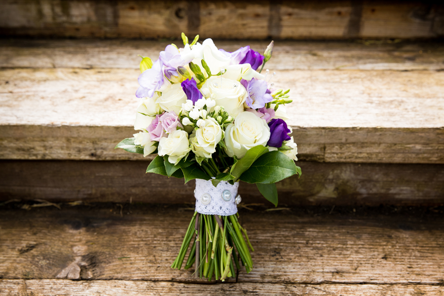 Corick House Wedding Flowers