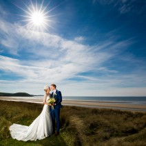 donegal wedding photographer murvagh beach photo
