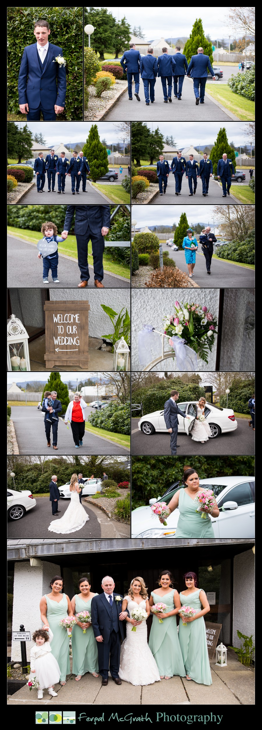 Blue Haven Hotel Spring Wedding