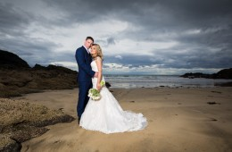 Blue Haven Hotel Spring Wedding Martina + Dermot