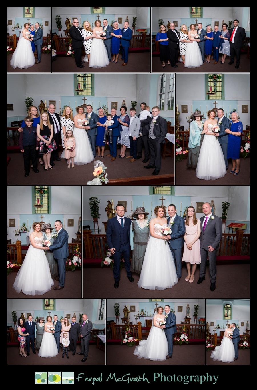 Clanree Hotel Letterkenny Wedding