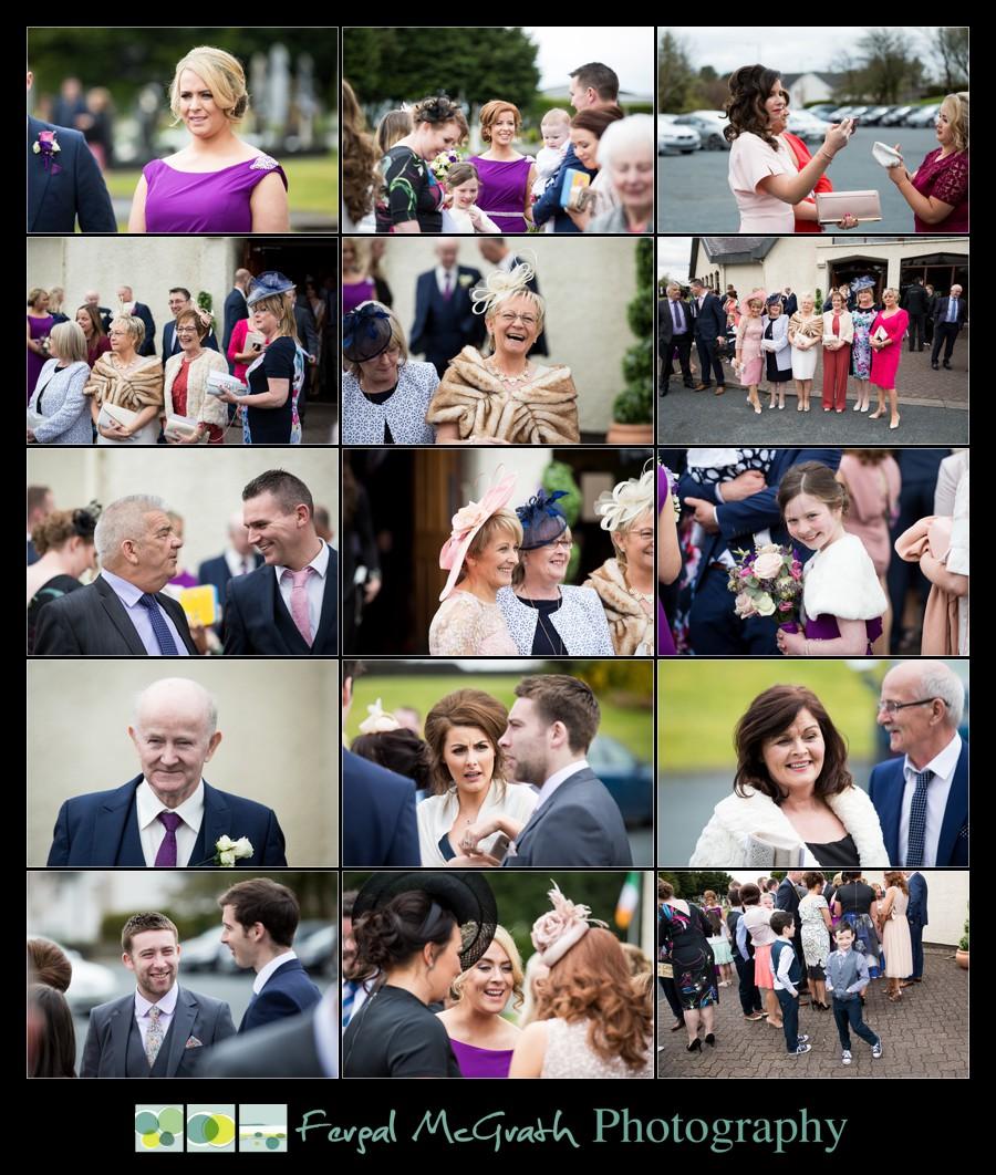 Corick House Hotel Wedding