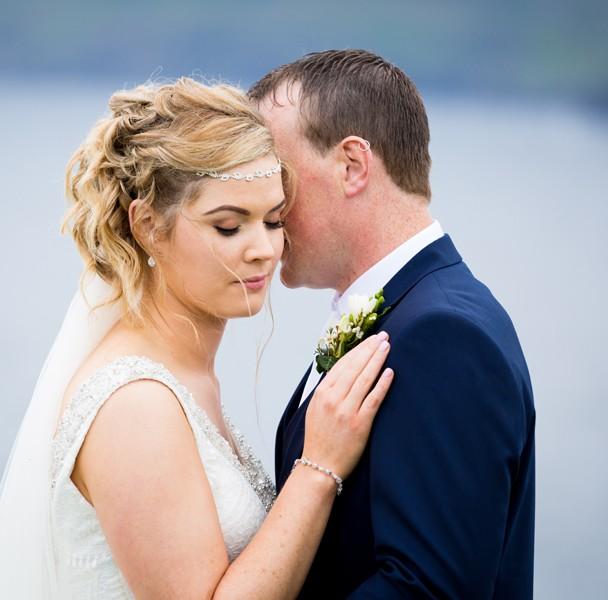 sligo wedding photographer bride and groom wedding day photo