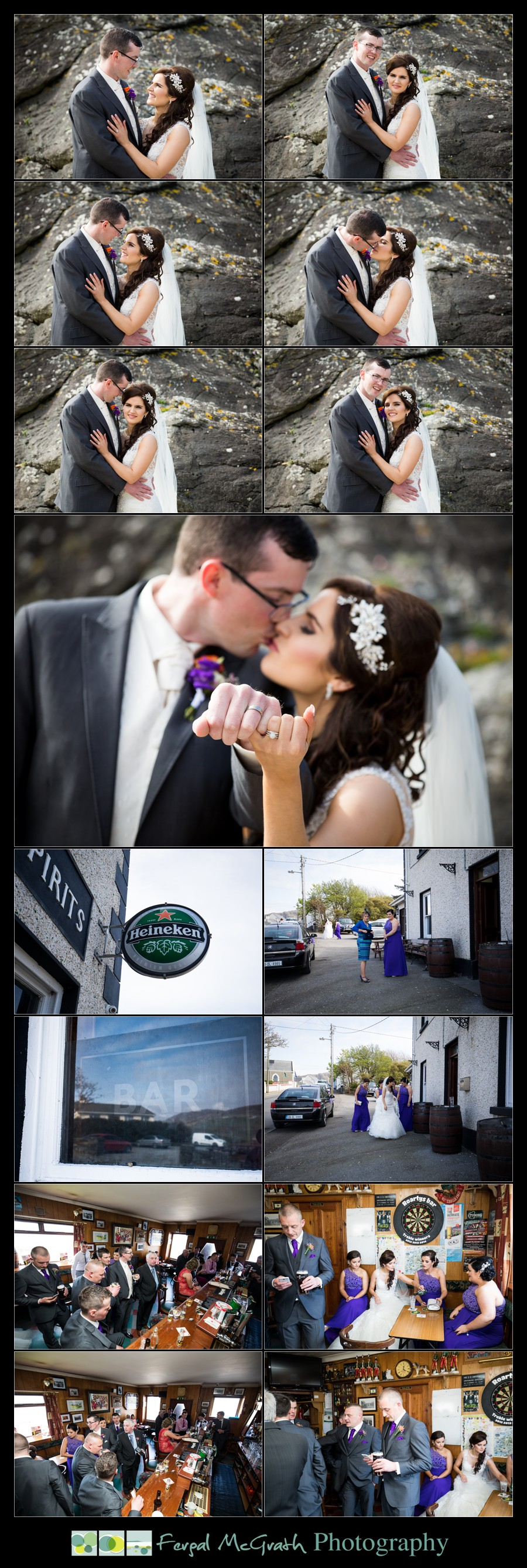 Glencolmcille wedding