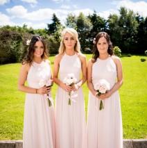 donegal and sligo wedding photographer bridesmaids photo