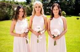 donegal and sligo wedding photographer bridesmaids photo