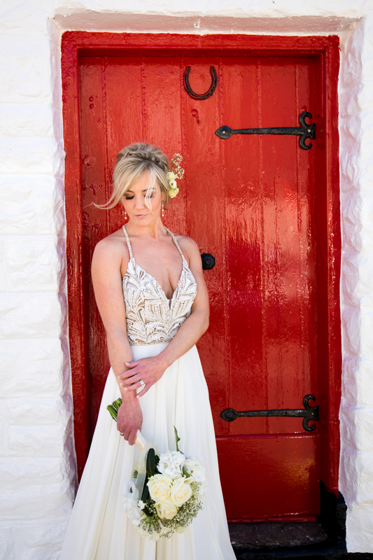 donegal wedding photographer stunning bride photo