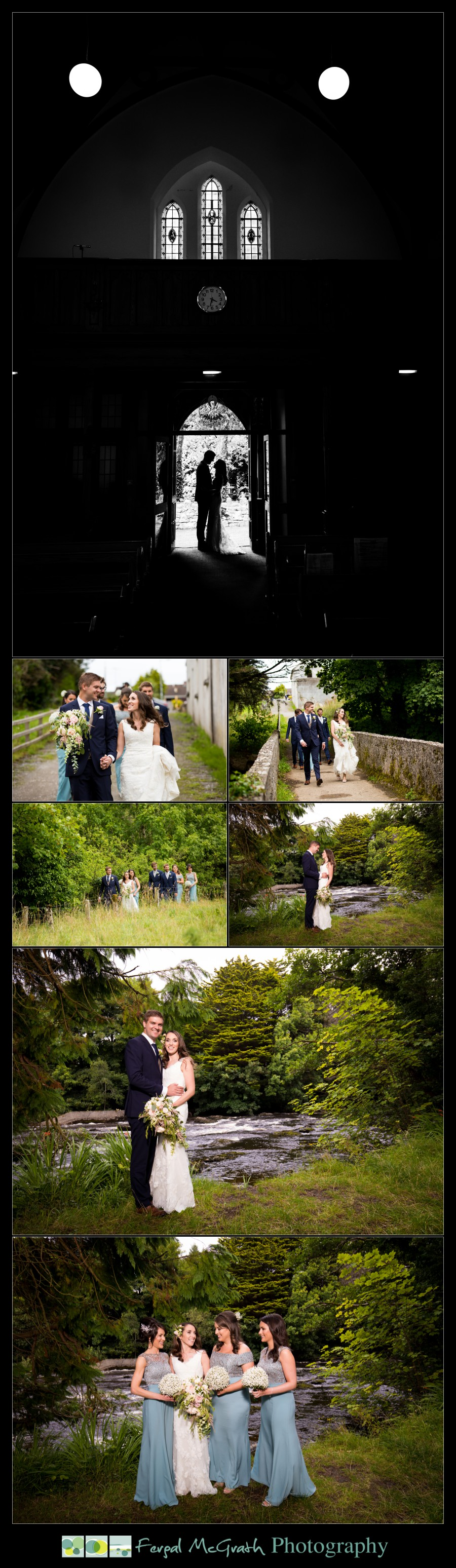 Castle Dargan Hotel Summer Wedding