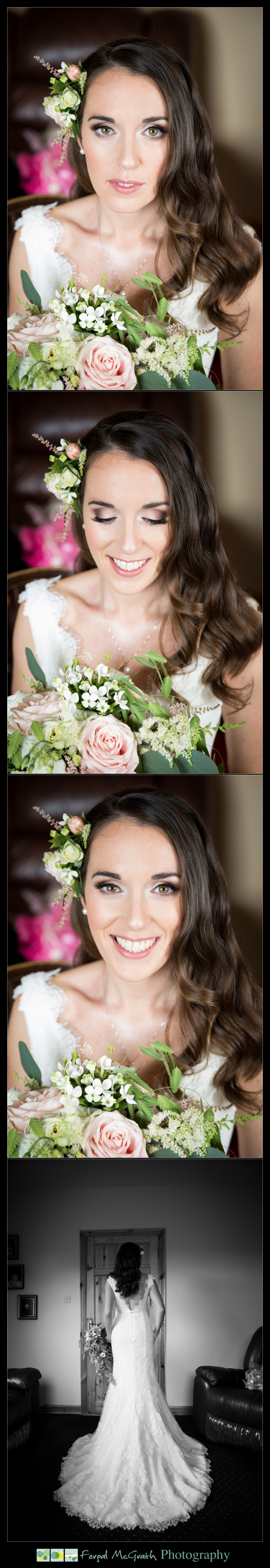 Castle Dargan Hotel Summer Wedding stunning sligo brides portraits