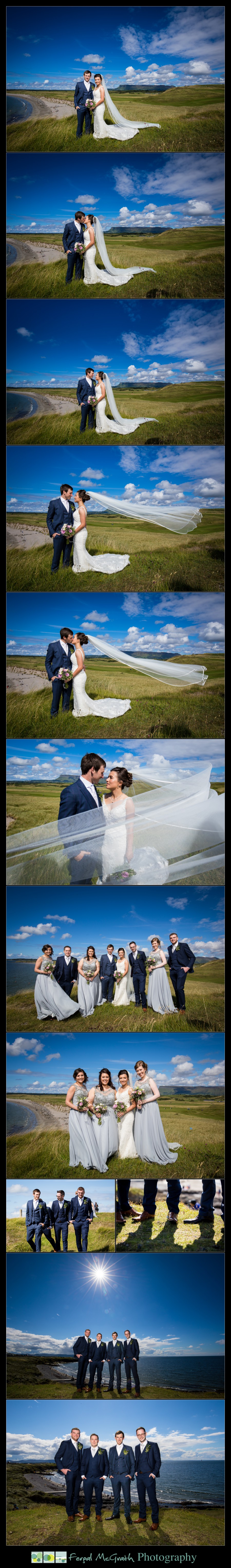 Clayton Hotel Sligo Wedding amazing wedding photos at rosses point sligo