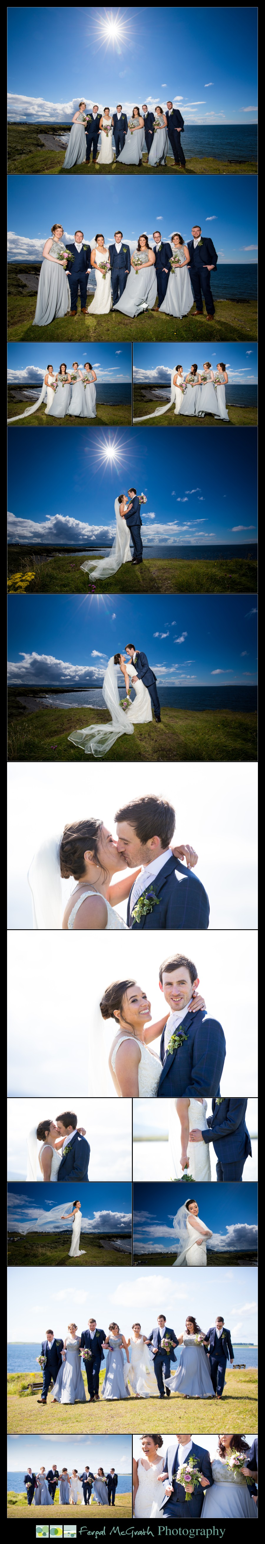 Clayton Hotel Sligo Wedding rosses point wedding photos