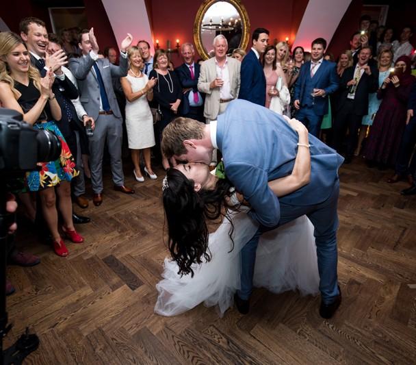 markree castle wedding first dance