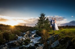 Silver Tassie Hotel Letterkenny Winter Wedding Marietta + Cathal Sneak Peek