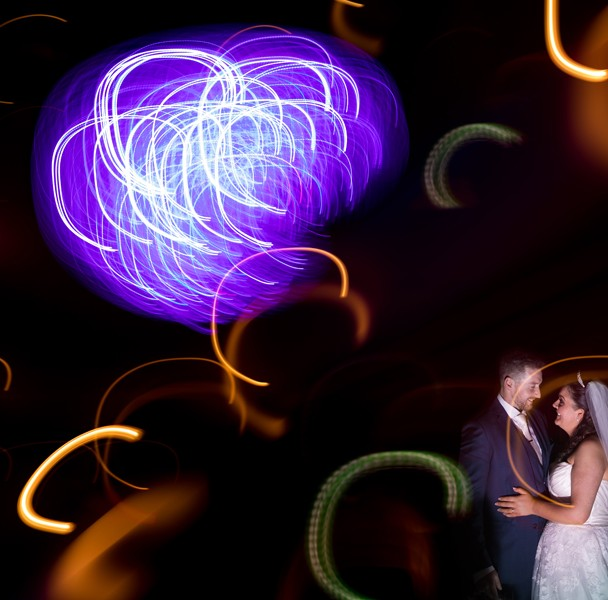 creative sligo wedding photographer bride and groom portrait