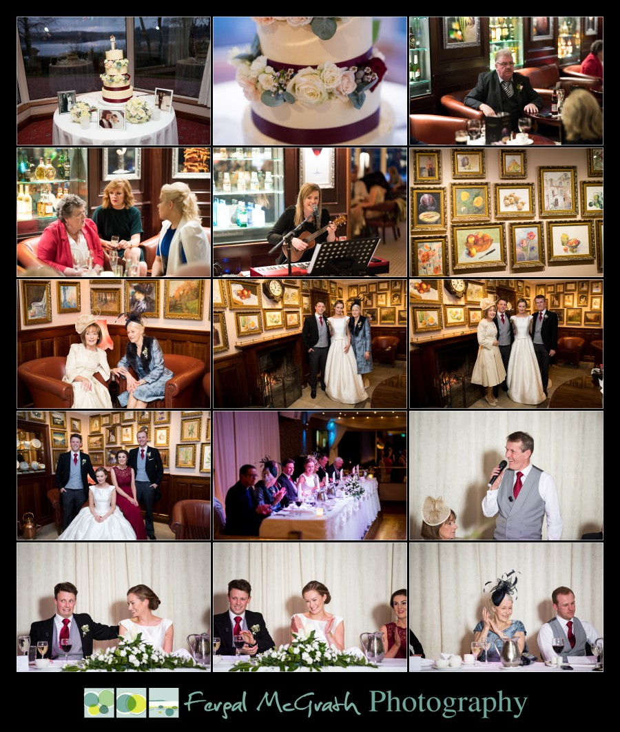 Harveys Point Hotel Winter Weddings