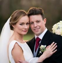 Harveys Point Hotel Winter Weddings Fiona + Shane