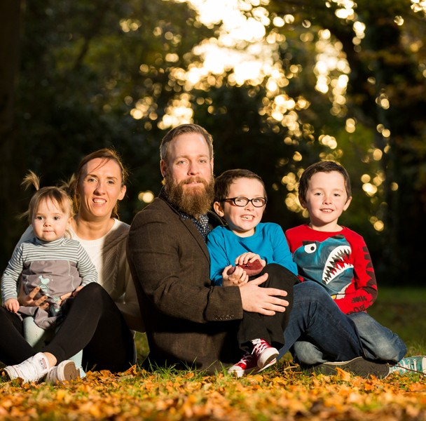 family photographer donegal