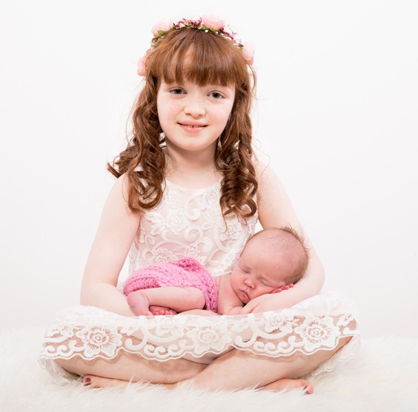 newborn photography in donegal