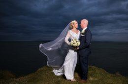 Great Northern Hotel Bundoran Winter Wedding Laura + Daimon