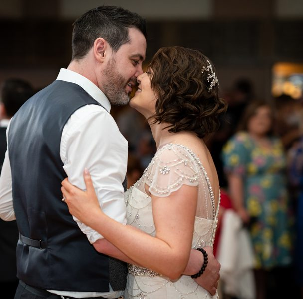 first dance in the mill park hotel donegal town