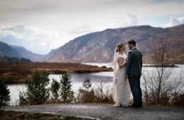 glenveagh national park wedding photographer